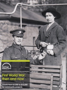 HLF Then and Now Programme